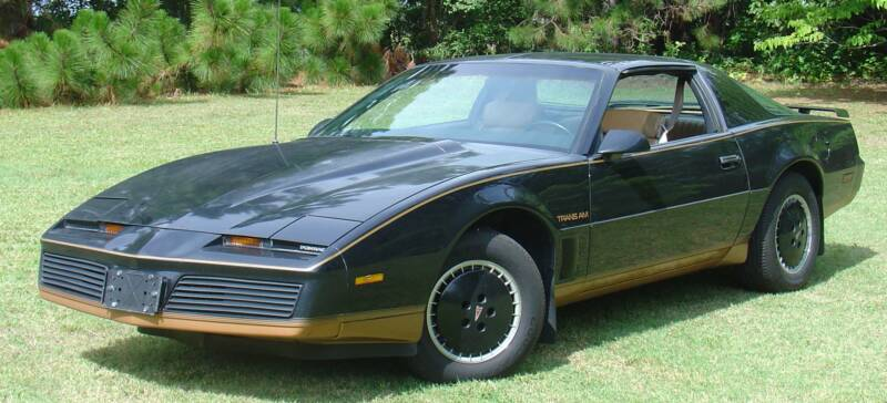 Bill Of Sale Illinois >> Stock 1983 Trans-Am